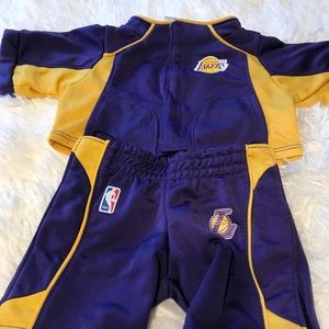 Build a bear.. LA Lakers Jersey